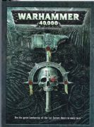 Warhammer 40,000 hardcover rulebook 2004 4th edition
